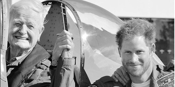 The touching story behind Prince Harry's 2015 Christmas card