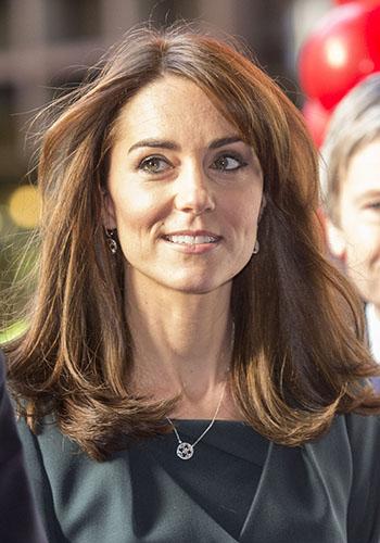 Umm...is that a lob, Kate Middleton?!