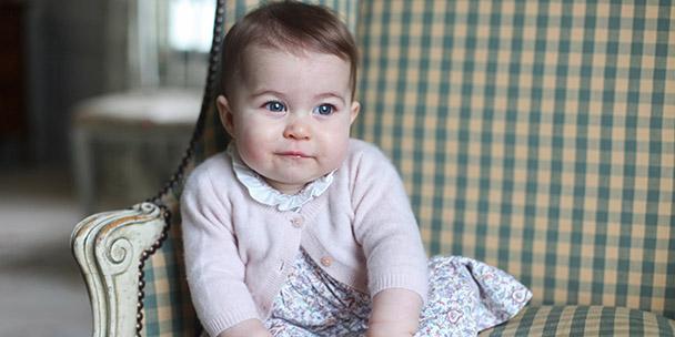 Grandma Middleton spills deets on Princess Charlotte's first Christmas