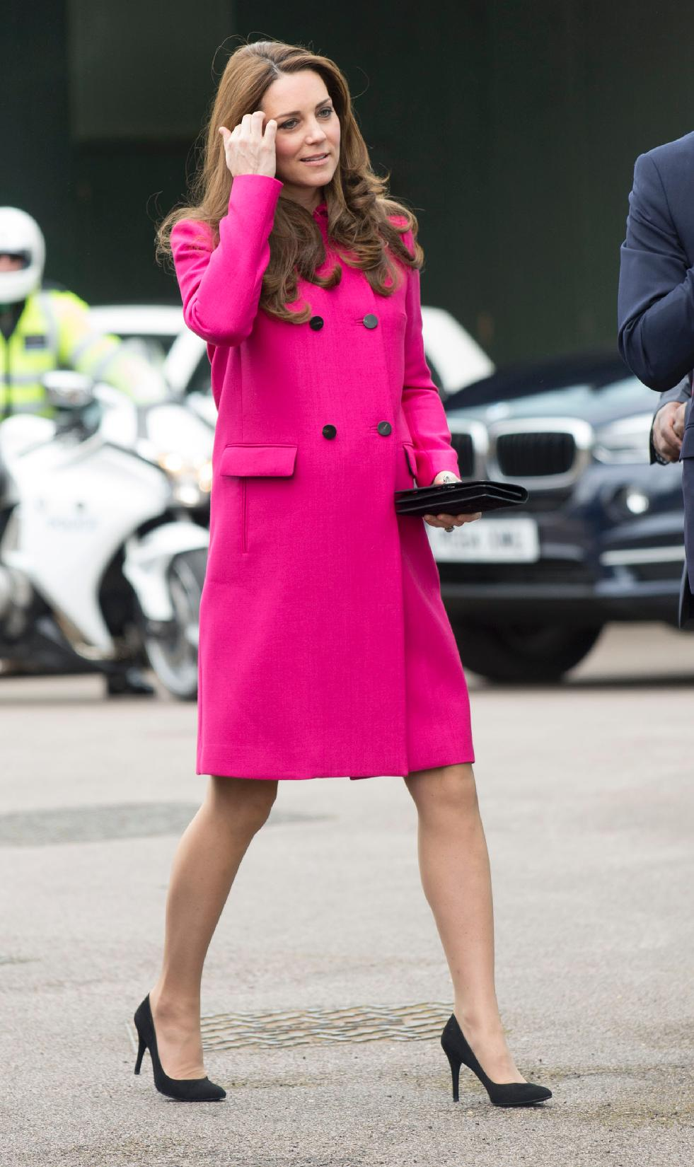 Kate Middleton look of 2015 #1