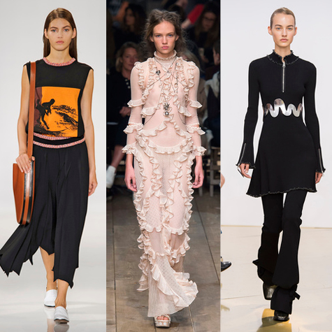 The 5 major fashion trends for spring 2016