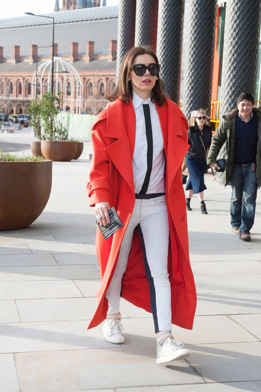 These winter coats aren't for the faint of heart