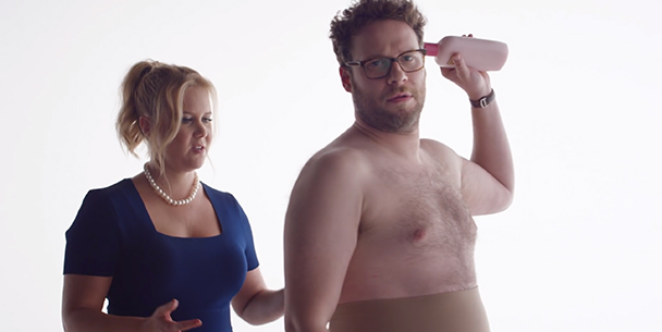 amy-schumer-and-seth-rogan-super-bowl-commercial