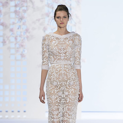 50 dreamy wedding gowns from the Couture runways