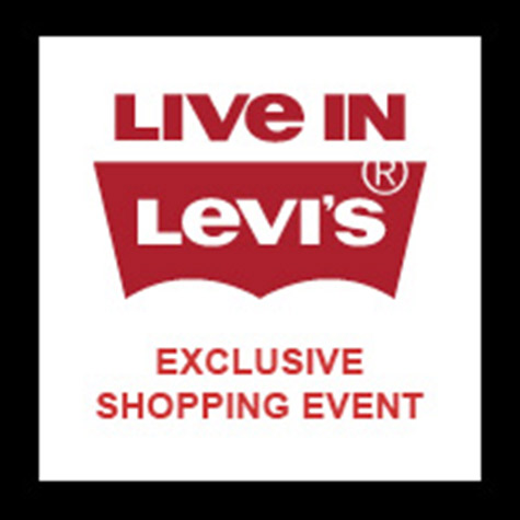 ELLE Canada Exclusive Shopping Event at Levi's