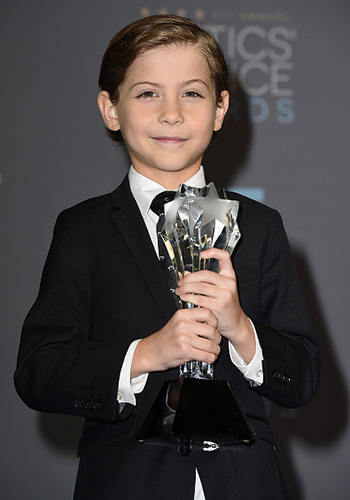 WATCH:  Jacob Tremblay's adorable acceptance speech