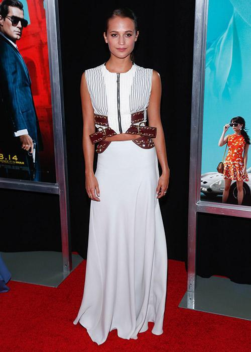Alicia Vikander's best looks