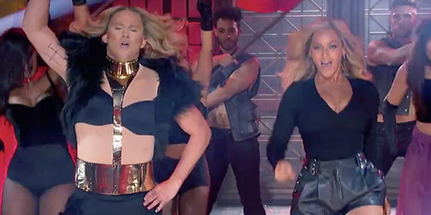 that-time-beyonce-crashed-channing-tatums-run-the-world-performance