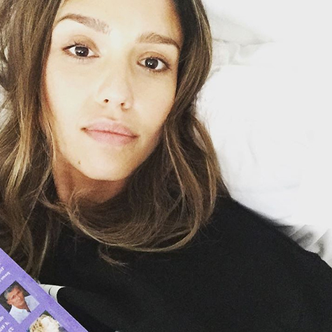 8 times Jessica Alba wore no makeup and looked amazing