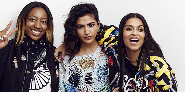 Meet the New Wave: Lilly Singh, Wondagurl and HateCopy
