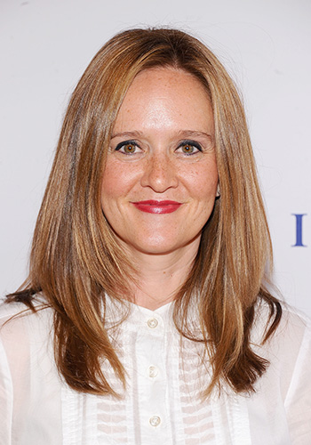"""EXCLUSIVE: A """"Full Frontal"""" chat with new late night host Samantha Bee"""