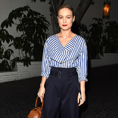 Brie Larson is winning at fashion right now