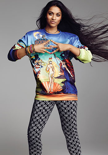 The New Wave: Meet Lilly Singh