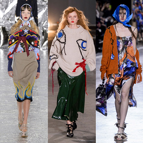 The top trends we spotted at London Fashion Week