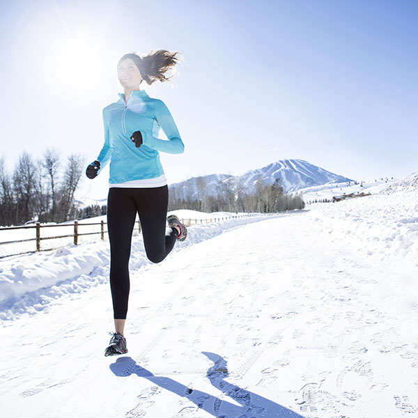 Must-have accessories for your winter run