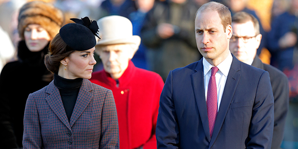 Will and Kate's servants are about to go on strike