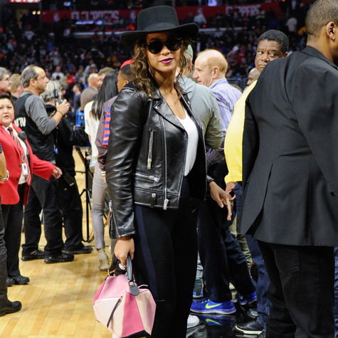Celebrity style: Courtside edition