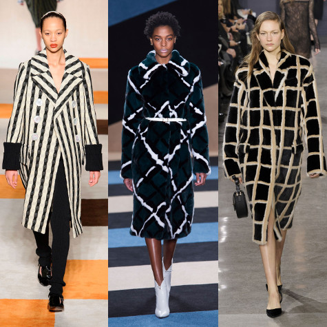 The most amazing coats from New York Fashion Week