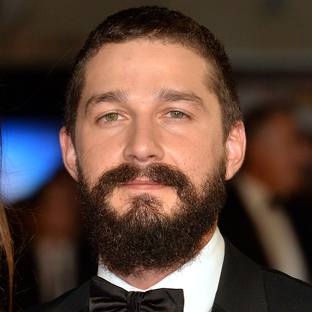 Shia LeBeouf is spending 24 hours in an elevator
