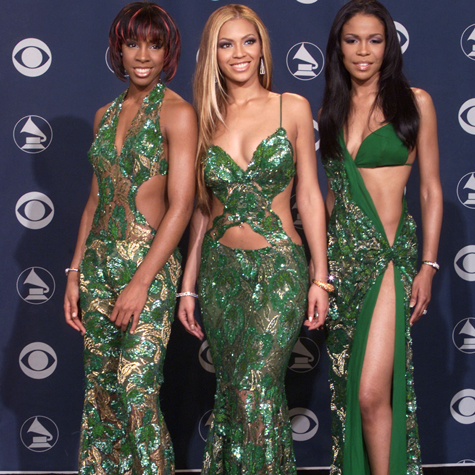 The most memorable throwback looks from the Grammy Awards