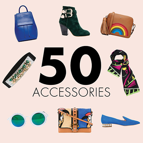 50 accessories that will instantly update your look