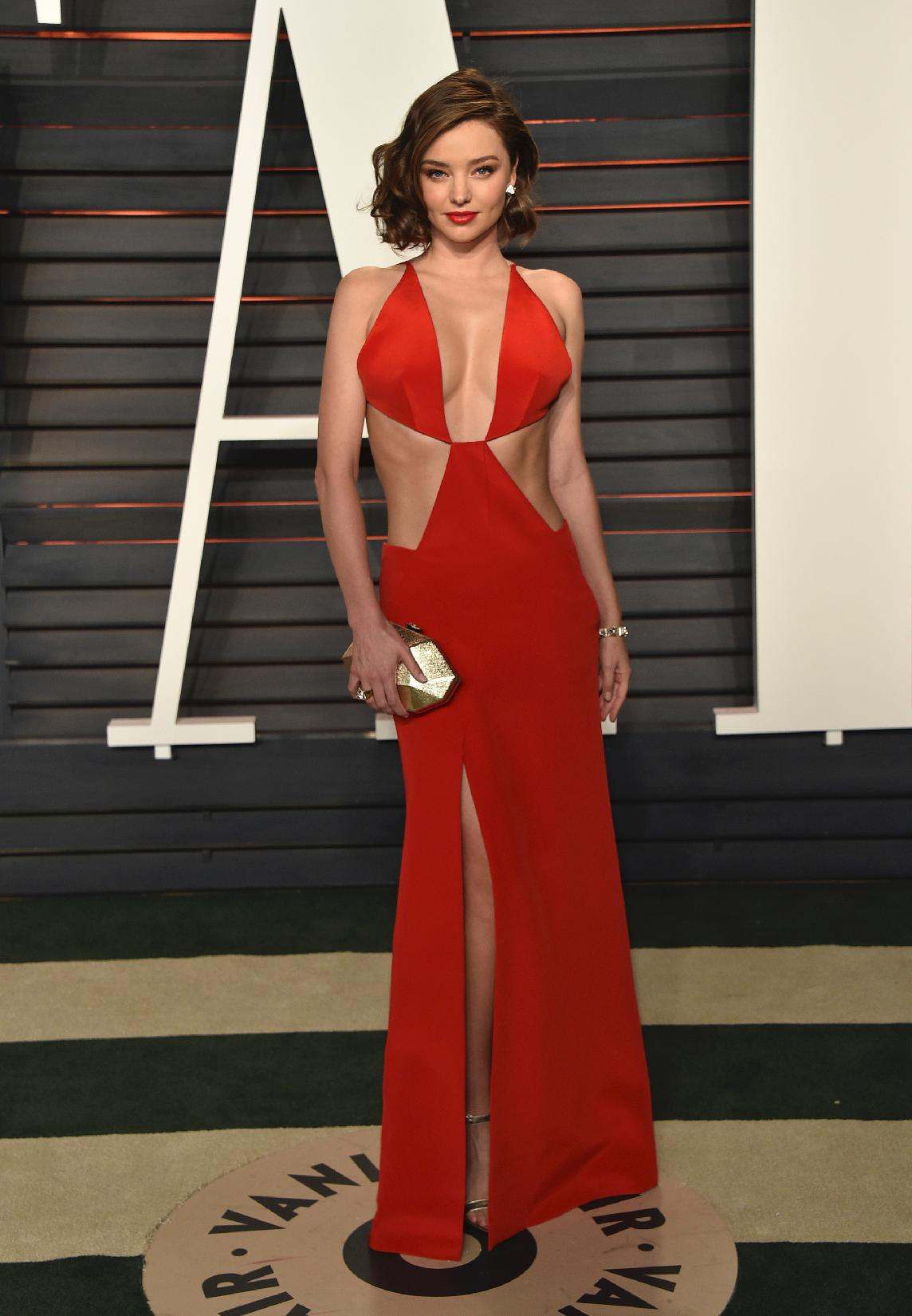 What the celebrities wore to the Oscars after party