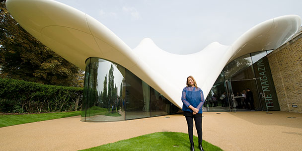 Renowned architect Zaha Hadid has died