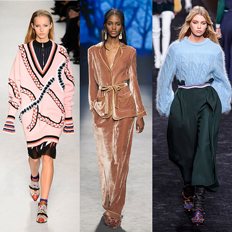 The top trends at Milan Fashion Week Fall 2016
