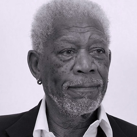 WATCH: Morgan Freeman's dramatic reading of 'Love Yourself' is everything
