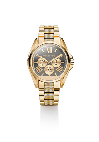 Michael Kors dives into the world of wearbles with a new smartwatch