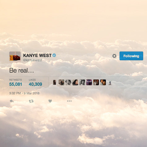7 times Kanye West's tweets were really inspirational