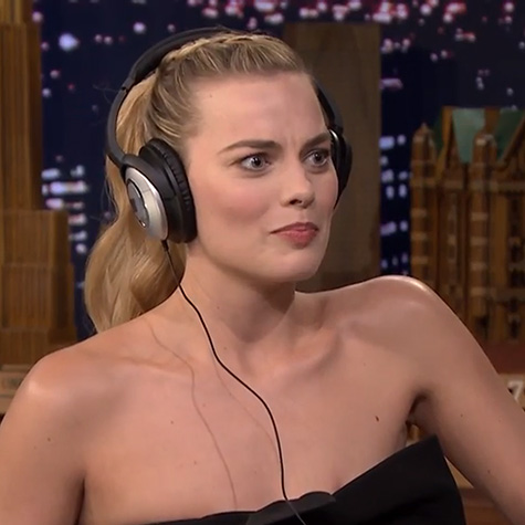 WATCH: Margot Robbie is hilariously bad at lip reading