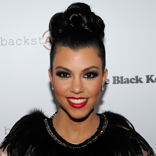 Kourtney Kardashian's best hair moments