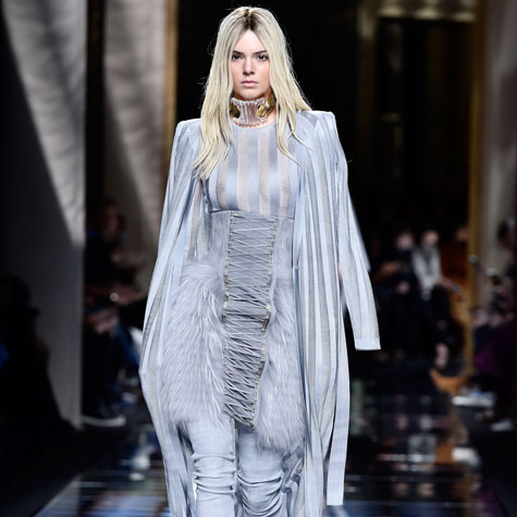 7 glorious moments from the Balmain fall 2016 show
