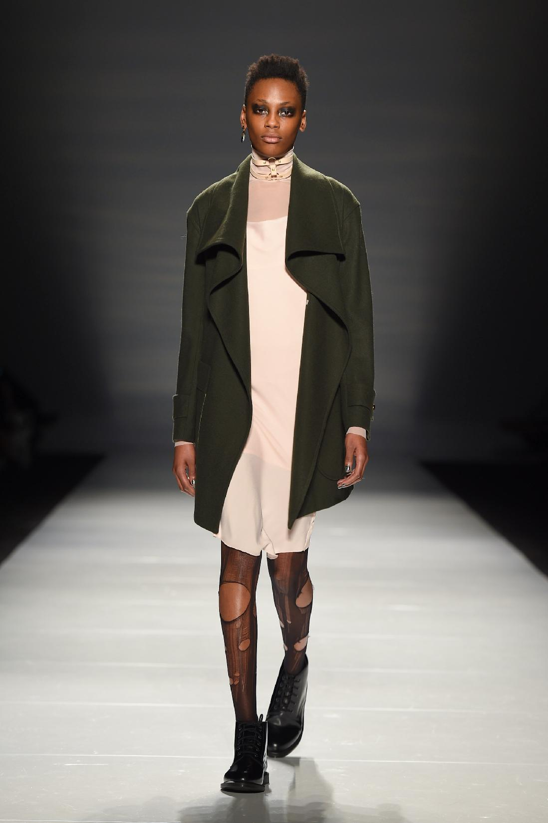 Every look from Helder Diego's fall 2016 collection