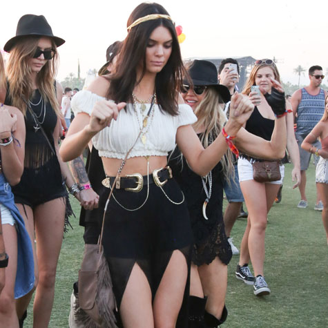 The all-time best celebrity Coachella looks