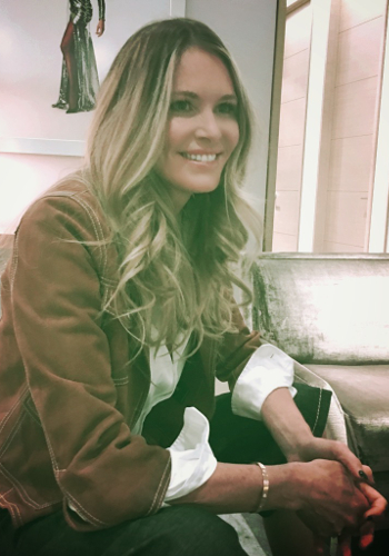 5 minutes with Elle Macpherson