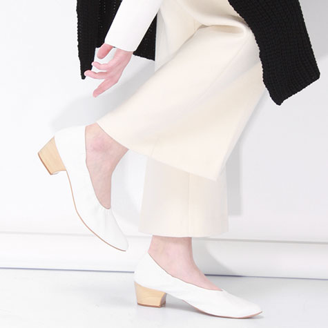 These granny-chic shoes are exactly what your work wardrobe is missing