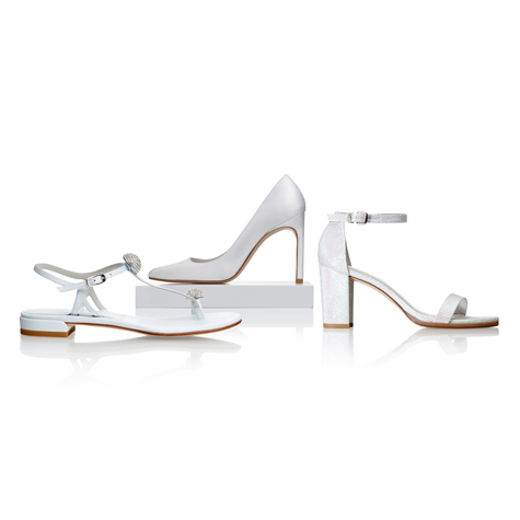 Stuart Weitzman introduces expanded bridal collection