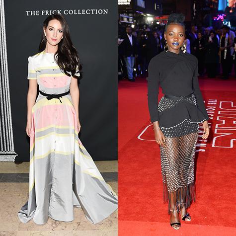 6 times a stylist and a celebrity made fashion magic