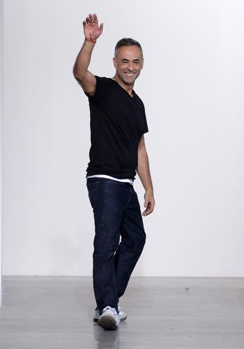 Francisco Costa exits Calvin Klein