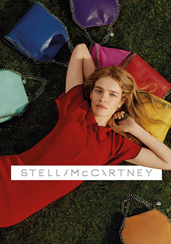 Stella McCartney's Falabella bag is now available in every colour of the rainbow