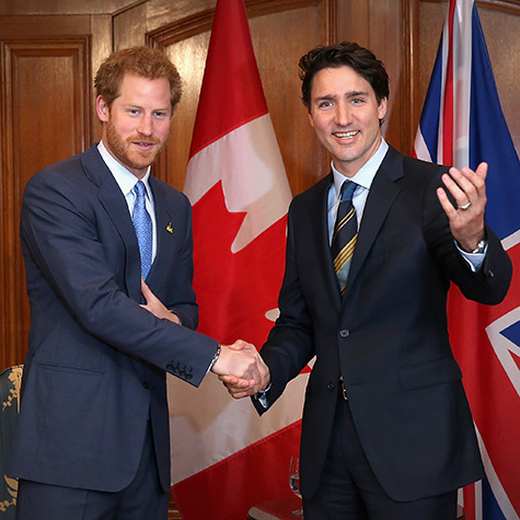 The best moments from Prince Harry's visit to Toronto