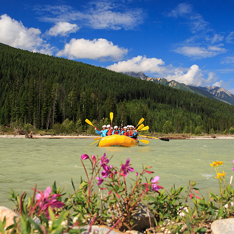 Weekend getaway: Golden, B.C.