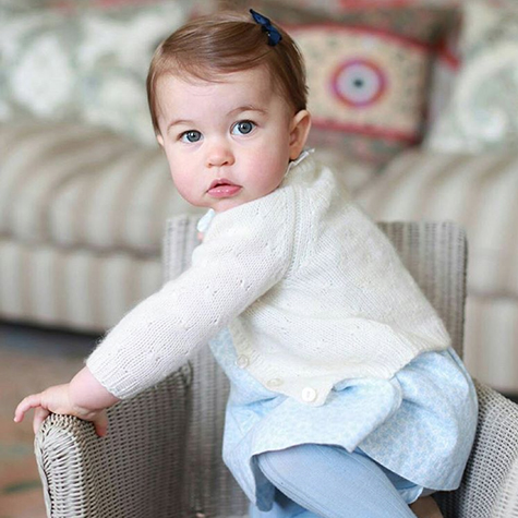 Princess Charlotte's all time best looks