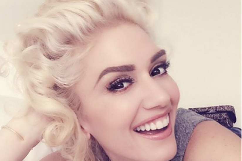 Gwen Stefani's Marilyn beauty moment