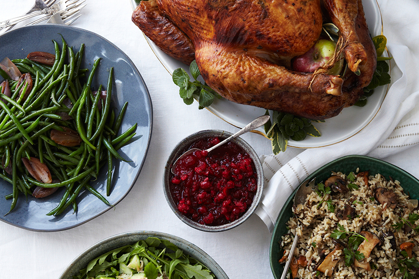 What 4 Health Conscious People Eat On Thanksgiving Elle Canada