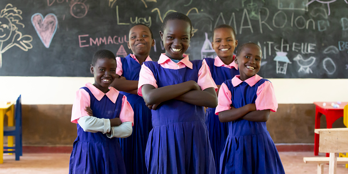 Change a Girl's Life: How You Have the Power to Make a Difference