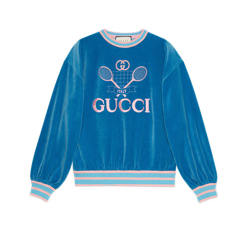 Sweatshirt-with-Gucci-Tennis-Gucci