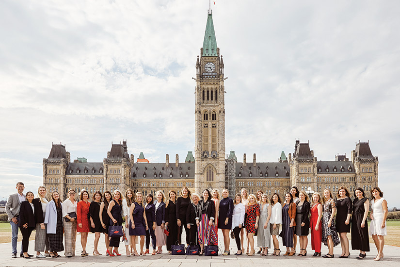 Meet The Beauty Brand Taking On Parliament Hill | Elle Canada
